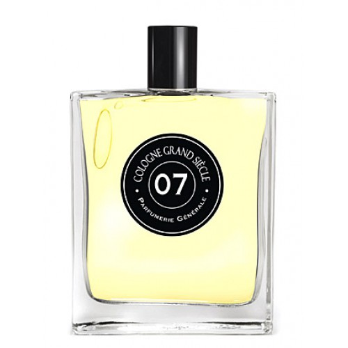 Parfumerie Generale – 07 Cologne Grand Siecle