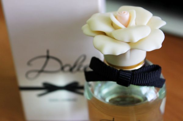 dolce perfumy