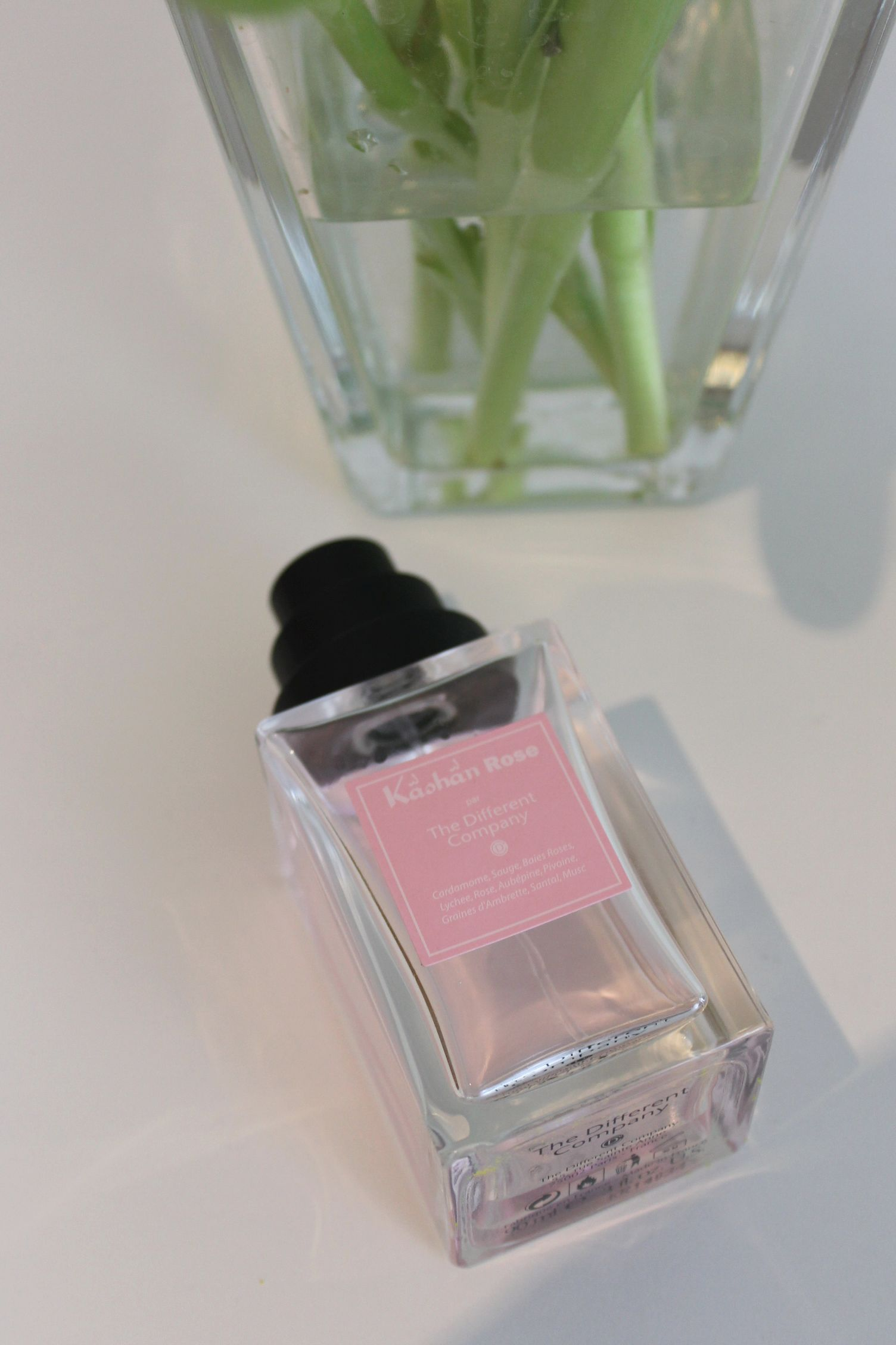 kashan rose recenzja zapachu the tifferent company róża w perfumach